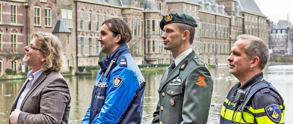 CvV wil nationaal fonds voor veteranen en andere veiligheidsprofessionals met PTSS